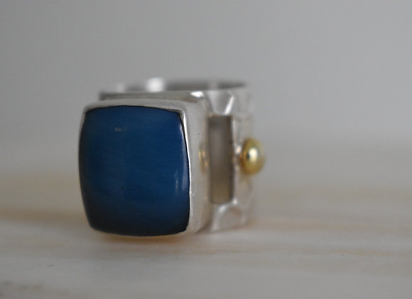 Swedish Blue Imperial Ring 7