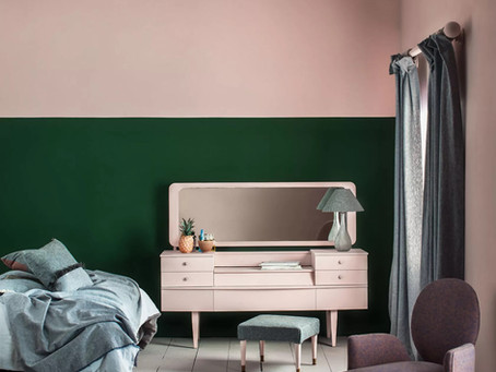 5 Tips for Decorating Your Space with Paint and Wallpaper.