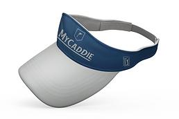 pga mycaddie visor blue.png