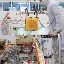 Assembling Mars Rover