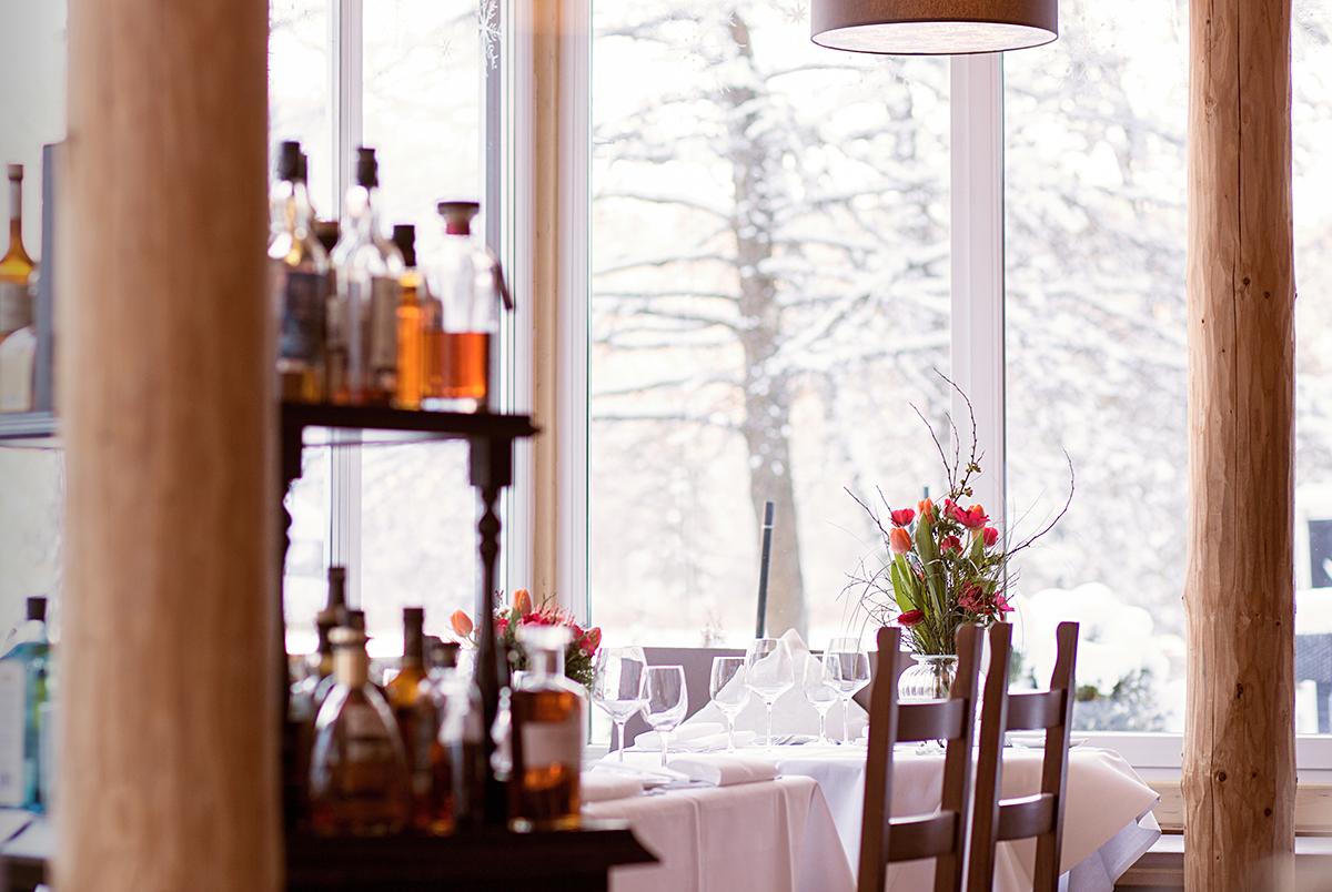 Hochzeitstafel mit _Kurzen_
