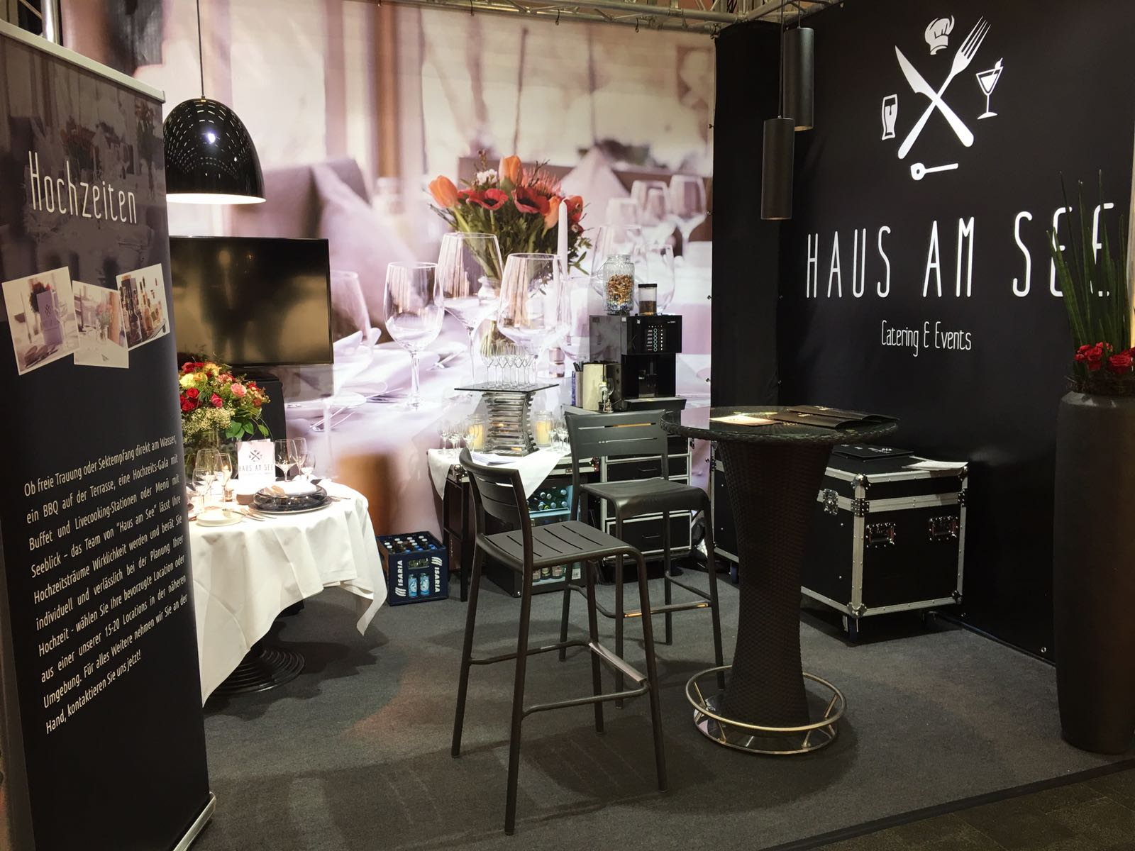 Mobiles Messe Catering