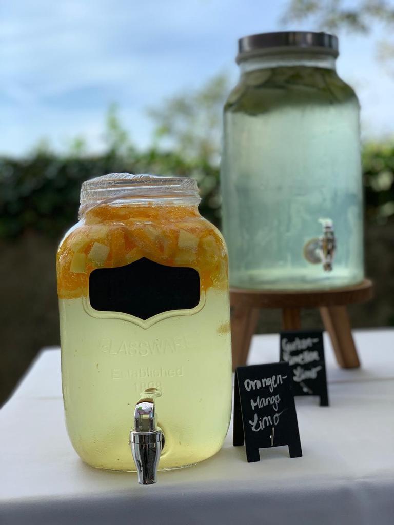 Limo-Bar nach Euren Vorlieben zusammenst