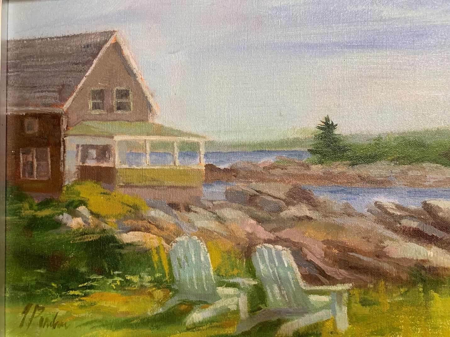 Summer Cottage on the Loop