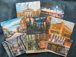 Elizabeth City Notecards