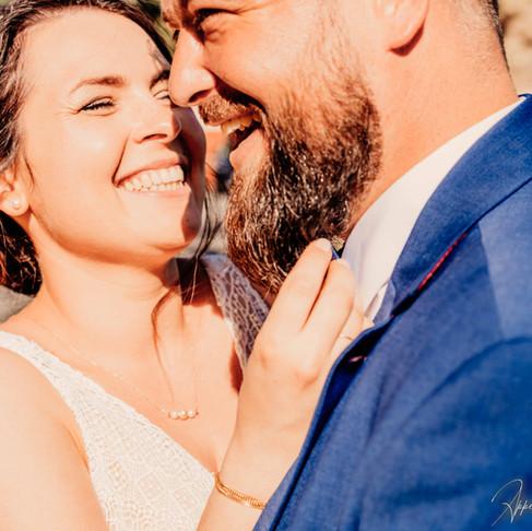 Adelaide & Ludovic - Wedding Story