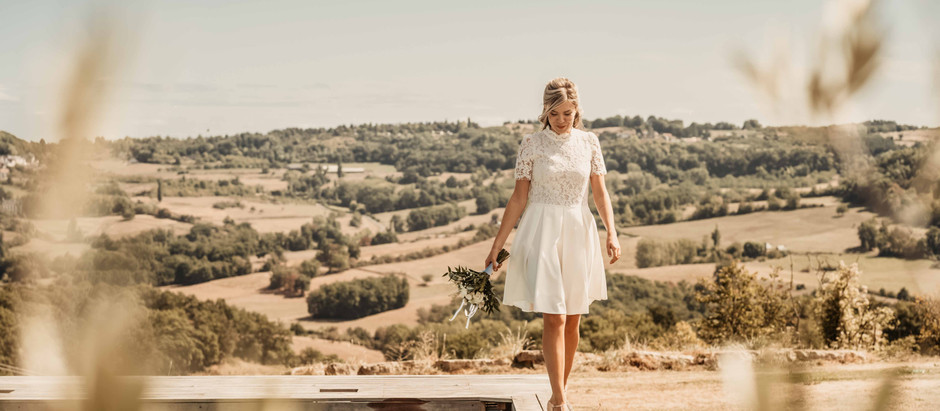 Lucie & Yoan - Wedding Story