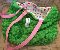 Wacky Fluffy Bag