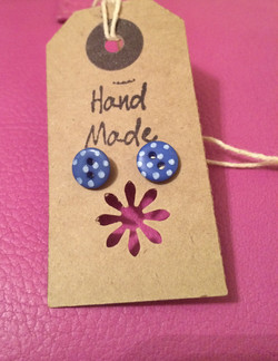 Earring Gift Tag