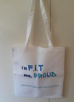 F.I.T Tote Bag