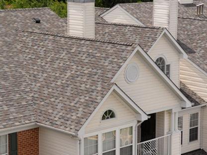 Roof Winnipeg - new shingle roof