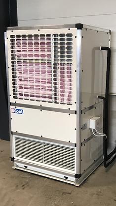 Innedel luft luft varmepumpe 40 kW
