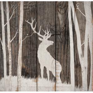 Pallet Décor Elk