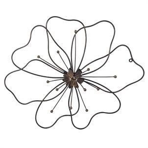 Poppy Wall Flower