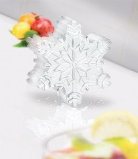 Novelty Ice Molds – Snowflake