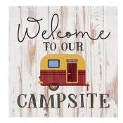 Small Sign - Welcome to our...