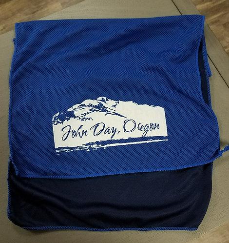 Insta-Cooling Towel - John Day