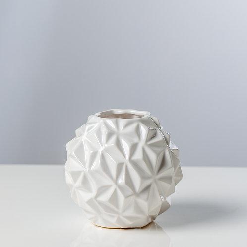 Crumple Ball Vase