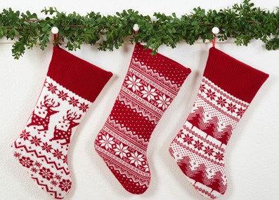 Christmas Sweater Stocking