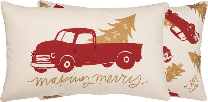 Pillow - Making Merry