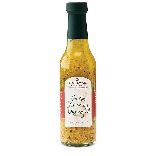 Garlic Parmesan Dipping Oil
