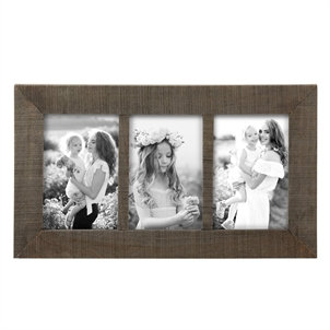 Three Photo Ripley Frame