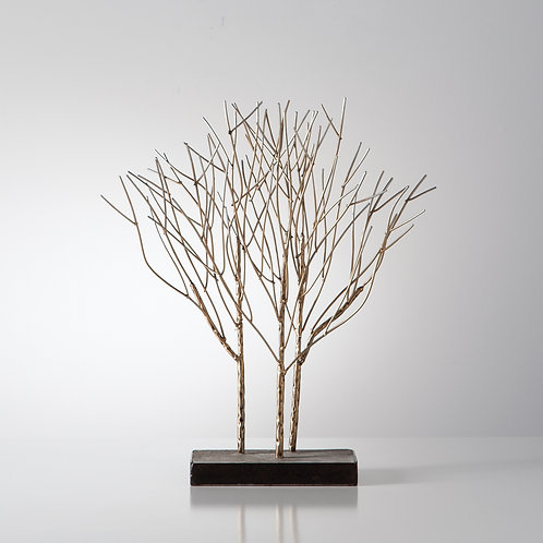 Gamercy Metal Tree Sculpture