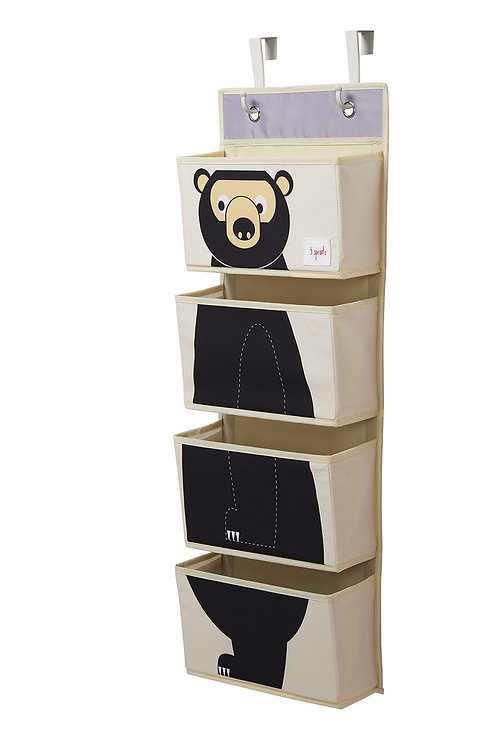 Bear Hanging Wall Organizer