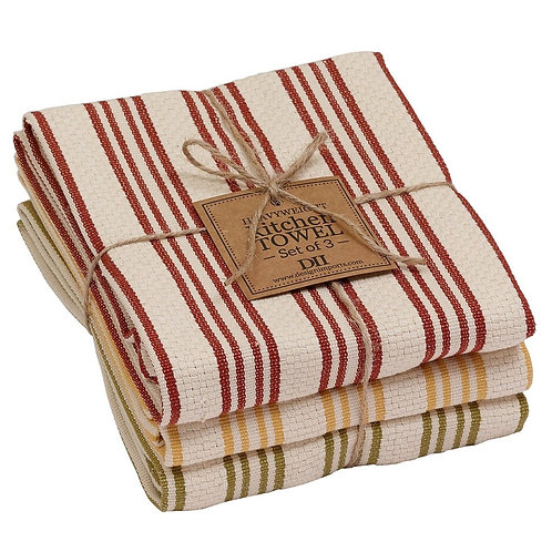 Harvest Heavyweight Dishtowel Set