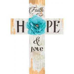 Cross Faith, Hope & Love