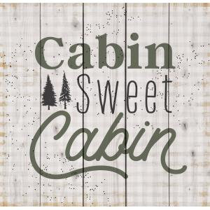 Cabin Sweet Cabin - Pallet Décor