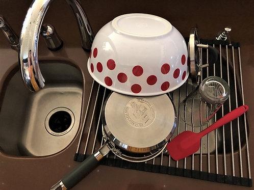 Rollup Dish Drainer