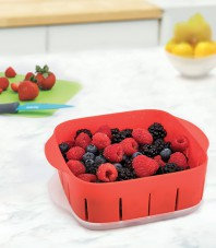 Rinse N' Store Berry Colander