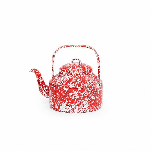 Splatter Tea Kettle