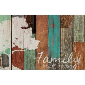 Pallet Décor Family First & Forever