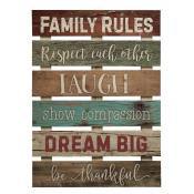 Pallet Décor Family Rules