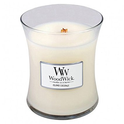 WoodWick Candle Island Coconut