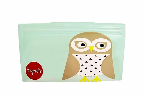 Owl Snack Bag (2 pack)
