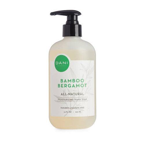 Bamboo Bergamot Liquid Hand Soap