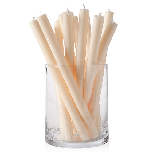 Prime Palm Wax Taper Candle