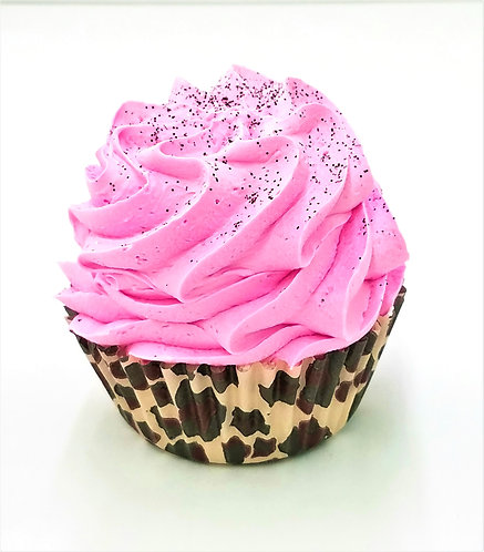Naughty Kitty Cupcake Bath Bomb