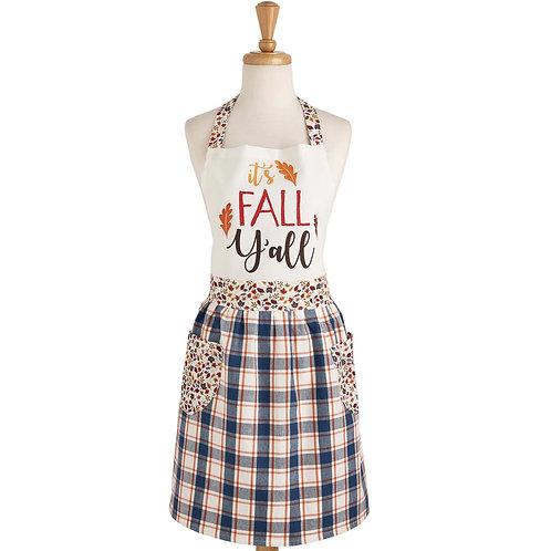 It's Fall Y'all Apron