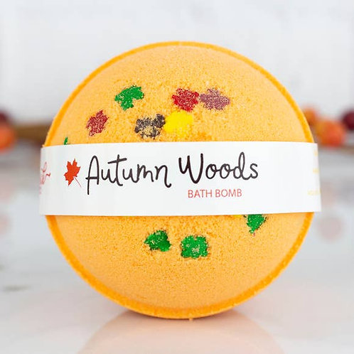 Autumn Woods Bath Bomb