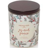 WoodWick Vanilla Gourmand Jar Candle
