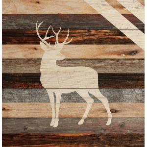 Pallet Décor Deer