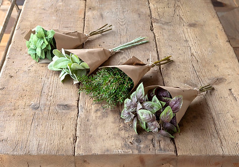 Herb Bundle, 4 Assorted Styles