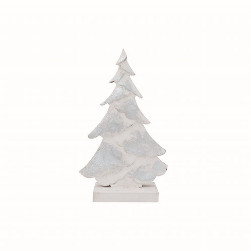 White Sleek Tree