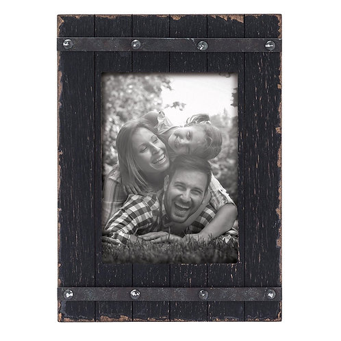 Austin Photo Frame Black