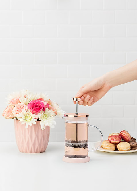 Riley™ Mini Glass Tea Press Pot