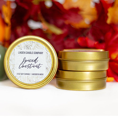 Candle Spiced Chestnut
